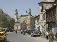 Shah-e-Doshamshera Mosque by <b>DXT 1</b> ( a Panoramio image )