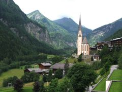 Heiligenblut  -  **Look here for a little more** - http://www.pa by <b>??Gyngyi ??</b> ( a Panoramio image )
