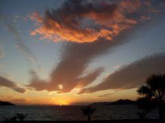 Bulutlar?n ?s?lt?s? ( sunset ) by <b>barbarosakpinar</b> ( a Panoramio image )