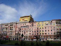 Shallvaret te dale boje, Dhjetor 2008 by <b>goldenboy883</b> ( a Panoramio image )