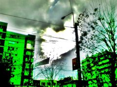 Green is better ....  Green is the way . by <b>© Vlad Graur</b> ( a Panoramio image )