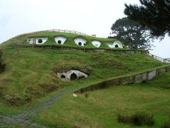 Hobbiton near Matamata New zealand by <b>wiep keikes</b> ( a Panoramio image )