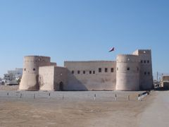 Barka Fort by <b>~Bassam</b> ( a Panoramio image )