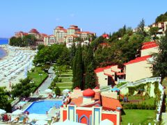 """Elenite"" (""Red Deers"") Resort, Bulgaria by <b>Valery VALAZ</b> ( a Panoramio image )"
