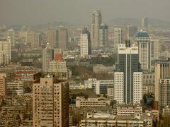 Nanjing Skyline by <b>vqmalic</b> ( a Panoramio image )