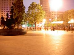 Dandong Park at Night by <b>vqmalic</b> ( a Panoramio image )