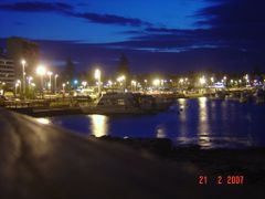 Punta del este - Praia mansa by <b>Claudia Villar</b> ( a Panoramio image )