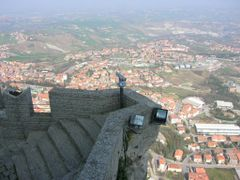 San Marino by <b>Bad Santa</b> ( a Panoramio image )