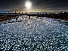 Freeze Up by <b>Stickman</b> ( a Panoramio image )
