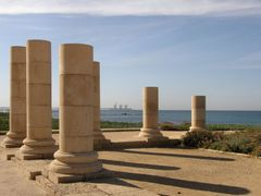 Caesarea, home of Herod the Great by <b>Marilyn Whiteley</b> ( a Panoramio image )