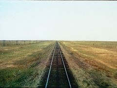 Railway through the Wilderness by <b>chrissilk.co.uk</b> ( a Panoramio image )