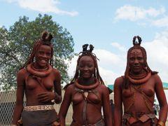 """Himba women, May """"08 by <b>edgar181944</b> ( a Panoramio image )"""