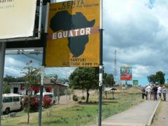 The Equator by <b>joyandtony</b> ( a Panoramio image )