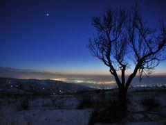 Vasluiul, seara... (1) by <b>Daniel Mocanu</b> ( a Panoramio image )