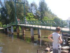 Puente peatonal Cojimar-Alamar by <b>totico</b> ( a Panoramio image )