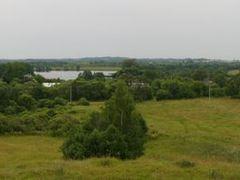 d. Svjatica. Vid s gori na ozero by <b>gmtd</b> ( a Panoramio image )
