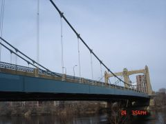 Hennepin Ave. Bridge by <b>womnation</b> ( a Panoramio image )