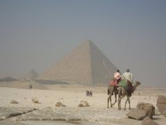 piramide di Cheope by <b>lamarghe</b> ( a Panoramio image )