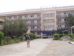 Hotel Ala-Too by <b>helgaplus</b> ( a Panoramio image )