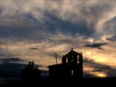 Ciudadela de Jaca, crepusculo by <b>ET</b> ( a Panoramio image )