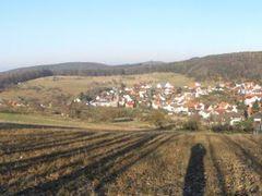 Panorama, Volkersbrunn (Spessart)  by <b>© argon4811</b> ( a Panoramio image )