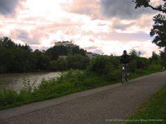 AUT ~Salzburg~ Hallein-Salzburg {Tauern Radweg} [RR KWOT by KWOT by <b>KWO Tsoumenis</b> ( a Panoramio image )