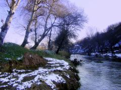 river Bregalnica by <b>DraganMiti?</b> ( a Panoramio image )