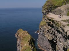 Cliffs of Moher by <b>Ziebol</b> ( a Panoramio image )