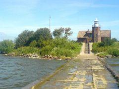Vente lighthouse by <b>MrEko</b> ( a Panoramio image )