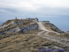 Gola Pljesevica (exRadar Site) by <b>FirewireHR</b> ( a Panoramio image )