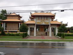 Phap Van Buddhist Temple.  420 Traders Blvd E, Toronto, ON- Aug  by <b>Richard R. Forget</b> ( a Panoramio image )