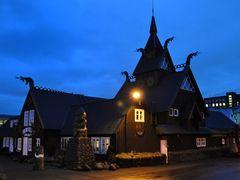 Hafnarfjor?ur Fjorukrain Pub by <b>Sig Holm</b> ( a Panoramio image )