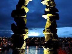Hafnarfjor?ur Gothic Arc by Lupus by <b>Sig Holm</b> ( a Panoramio image )