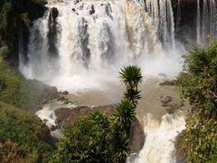 Cascate del Nilo Azzurro by <b>maremagna</b> ( a Panoramio image )