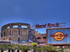 Hard Rock Cafe Orlando by <b>Michael Braxenthaler</b> ( a Panoramio image )