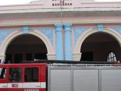Estacion de bomberos by <b>Lilian de Arredondo</b> ( a Panoramio image )