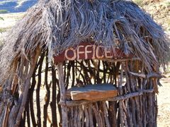 Informal Office - Damara Land - Namibia by <b>H.J. van Zyl</b> ( a Panoramio image )