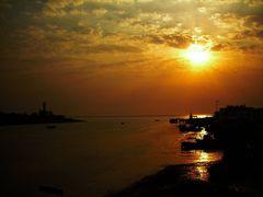 sun set_daman by <b>alokdutta</b> ( a Panoramio image )