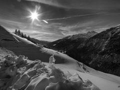 Schachnern – Winterlandschaft by <b>|W| |K|U|R|Y|</b> ( a Panoramio image )