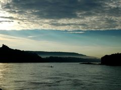 Danube Early Morning - Near Devin Castle by <b>RomanV</b> ( a Panoramio image )