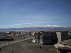 Spring day Ulaangom by <b>Nyamdorj</b> ( a Panoramio image )