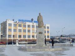 Памятник Гани Муратбаеву by <b>Пак Валерий</b> ( a Panoramio image )
