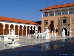 """New Ralli (""""Recanati"""") Museum, Caesarea by <b>Ilya Borovok</b> ( a Panoramio image )"""