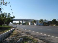 Distribuidor vial Carretera Merida - Progreso (Kilometro 32) by <b>Jose Manuel Repetto Menendez</b> ( a Panoramio image )