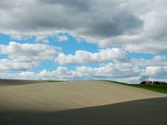 Farm and field in april by <b>Snemann</b> ( a Panoramio image )