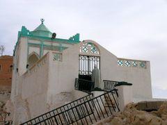 Mausole SIDI ABDELKADER by <b>Nabil Benmoussa</b> ( a Panoramio image )