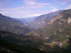 Vista de la canada  by <b>Carlos Cruz C</b> ( a Panoramio image )