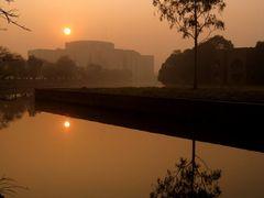 Sangsad Bhaban,Dhaka 1/2009 by <b>F.Zaman</b> ( a Panoramio image )