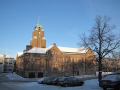 Lahti city hall by <b>Jan44</b> ( a Panoramio image )
