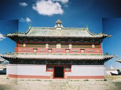 Erdene Zuu by <b>Geoff Sowrey</b> ( a Panoramio image )